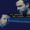 the monsters i chase are already loved
