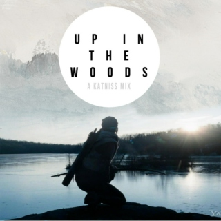UP IN THE WOODS; a katniss au mix