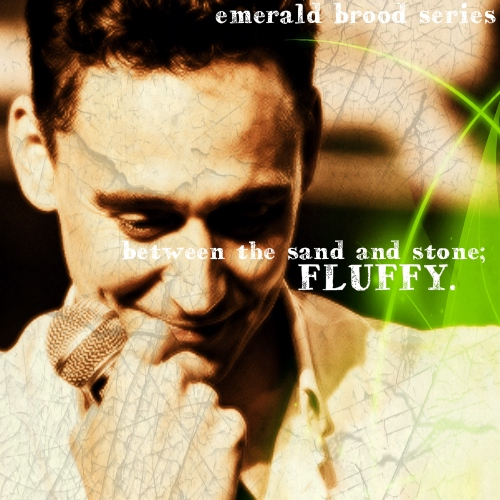 between the sand and stone { emerald brood series }