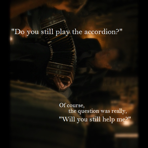 do you still play the accordion?