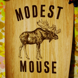 covering modest mouse
