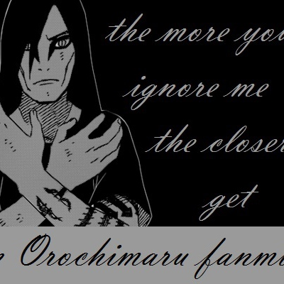 the more you ignore me the closer i get