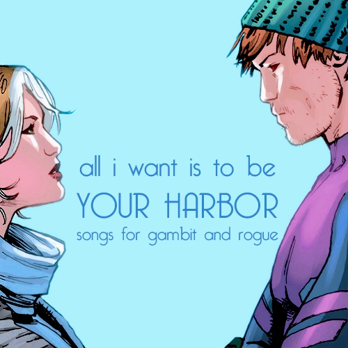( all i want is to be ) your harbor