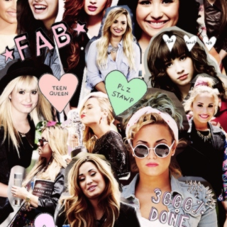 Like you're oh so typical; Demi Lovato fanmix