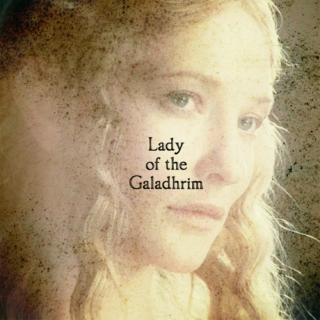 Lady of the Galadhrim