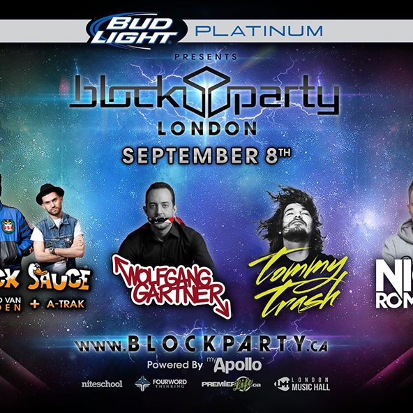 #LondonBlockParty2013