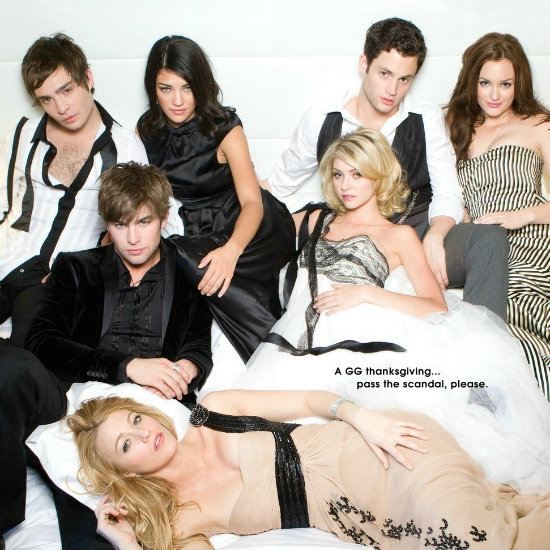 Memoirs of a Gossip Girl #2