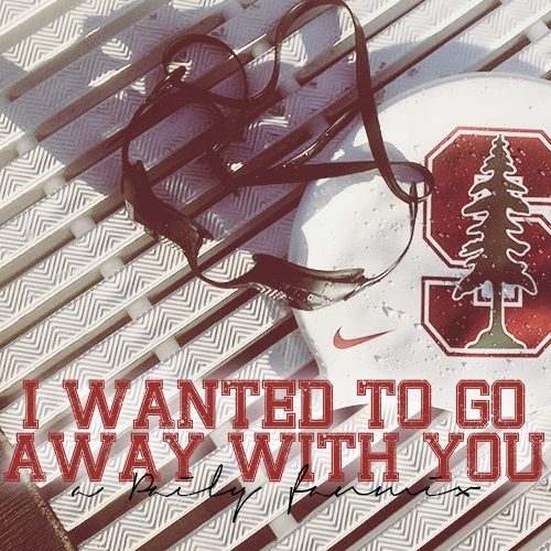 I Wanted To Go Away With You