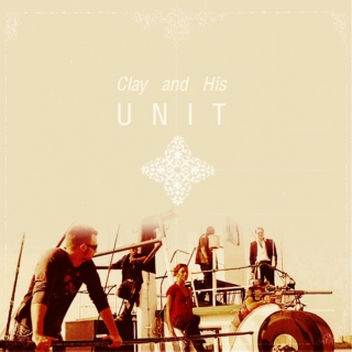 Clay and His Unit
