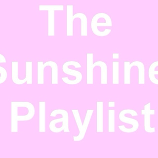 The Sunshine Playlist