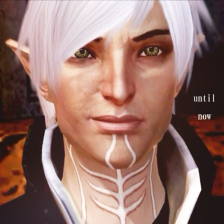 Until Now || Fenris + Hawke