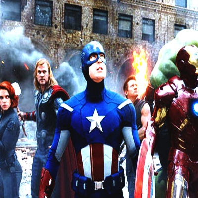 Only Human; The Avengers