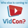 I'm not going to vidcon.