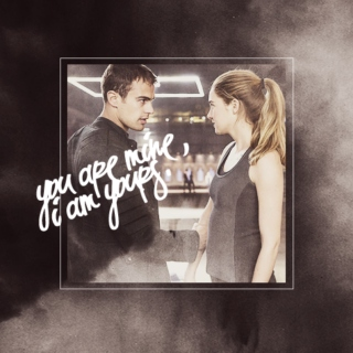 you are mine, i am yours. - a four & tris fanmix.