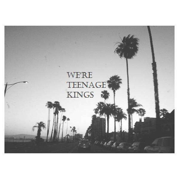 we're teenage kings