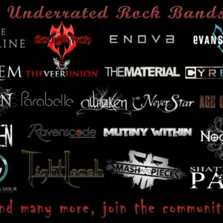 NEW Modern rock & alternative metal