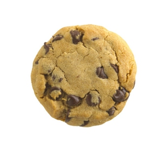 good as a chocolate chip cookie