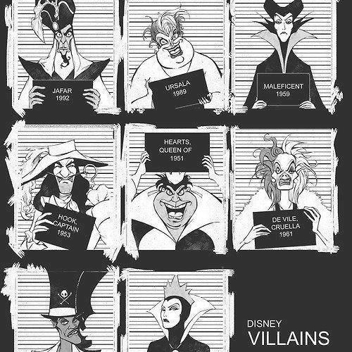 Villains We Love To Hate