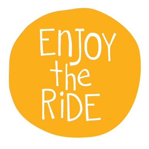 Sit back and enjoy the ride!