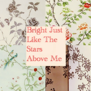 Bright Just Like The Stars Above Me:A Happy Songs Mix