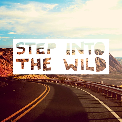 step into the wild