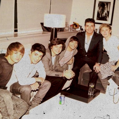 one direction ~ x factor