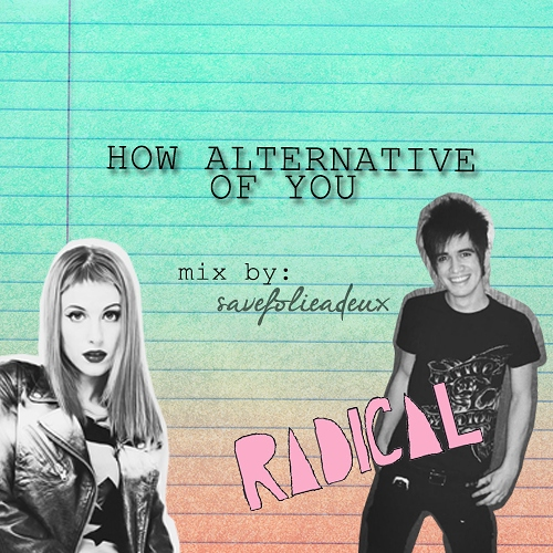 how alternative of you
