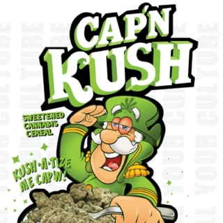 Cap'n Kush For Breakfast