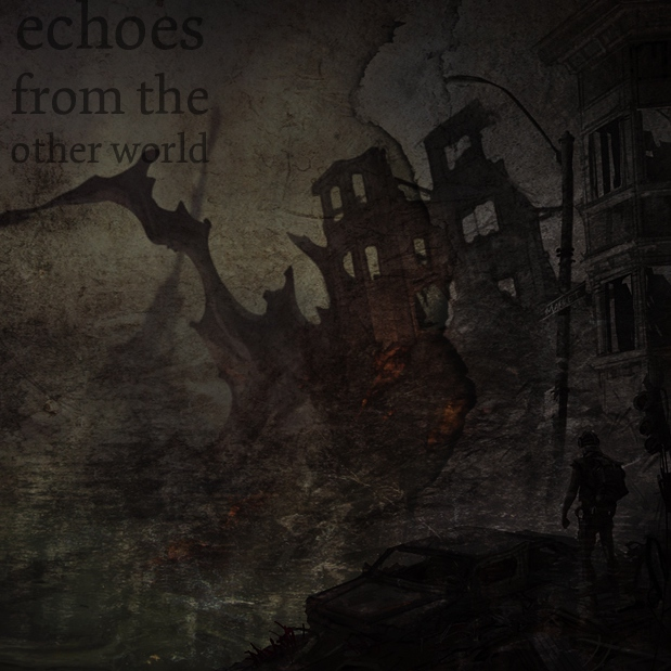 Echoes from the other world
