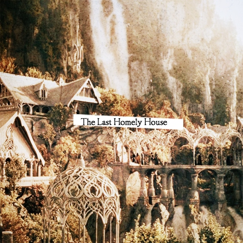 The Last Homely House