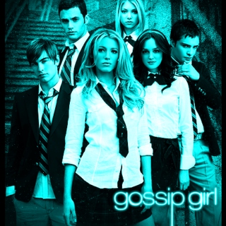 Gossip Girl soundtrack.