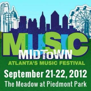 Music Midtown 2013 (friday Night)