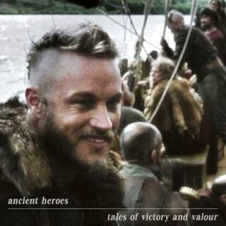 Ancient Heroes: Tales of Victory & Valour