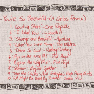 You're So Beautiful (A Cecilos Mix)