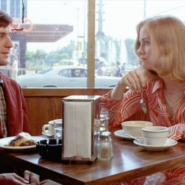 a date with travis bickle
