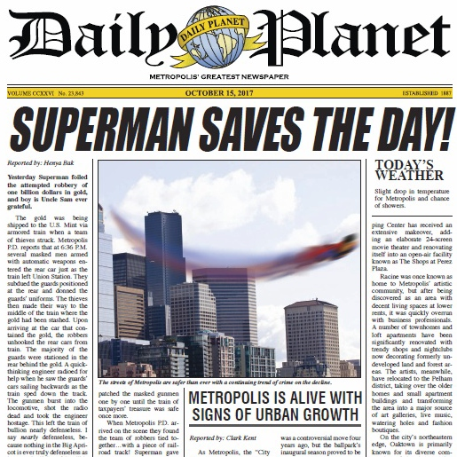 Daily Planet Prophecy pt.3