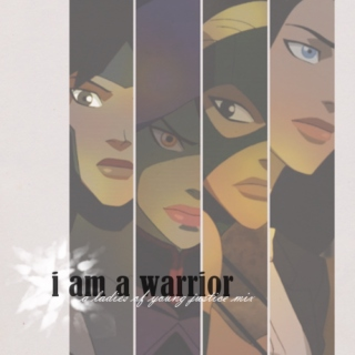 i am a warrior