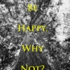 Be Happy, Why Not?