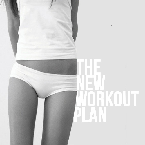 the new workout plan