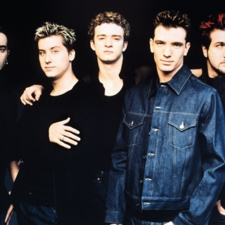 Boy Bands Back in the Day