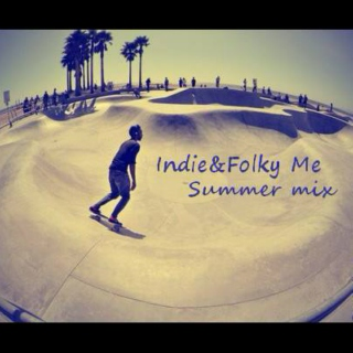 Ultimate Summer Mix by Indie&Folky Me