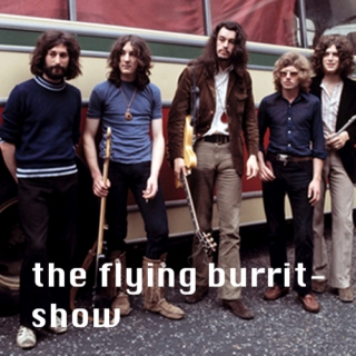 The Flying Burrit-Show 8/9/13
