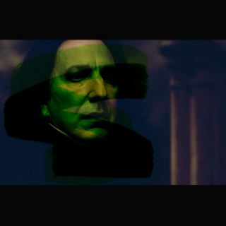 not a victory march: a snape mix