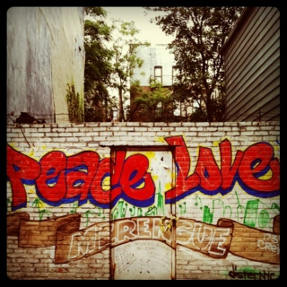 Peace, love, Merengue!