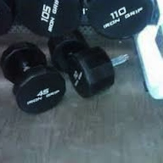 Never Re-Rack Your Weights