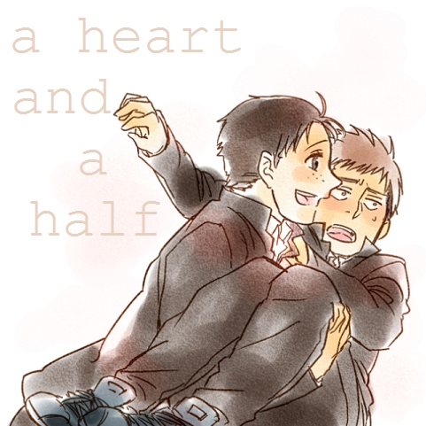a heart and a half {side a}