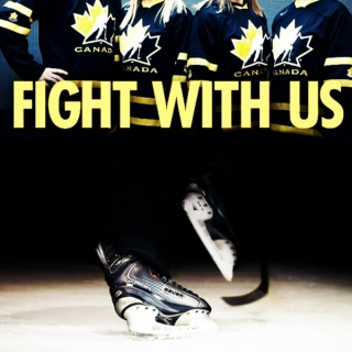 fight with us