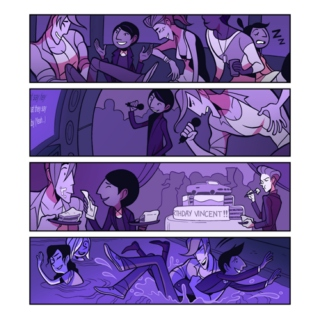 better together; a bffcomic fanmix