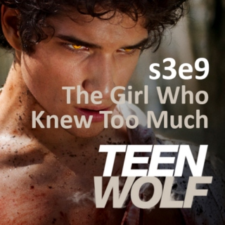 Teen Wolf s3e9 Unofficial Soundtrack