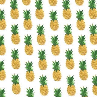 summer and pineapples